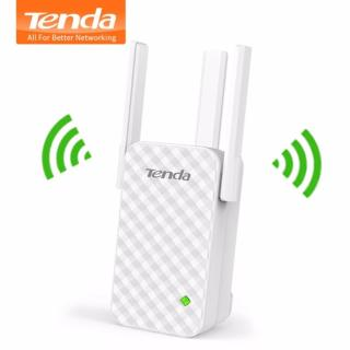kích sóng WiFi Tenda A12 300Mbps, Bộ định tuyến WiFi không dây Bộ mở rộng tín hiệu Wi-Fi Bộ mở rộng tín hiệu Wi-Fi Thiết Bị Kích Sóng Wifi Tenda Kích Sóng Cực Mạnh Cài Đặt Dễ Dàng thumbnail