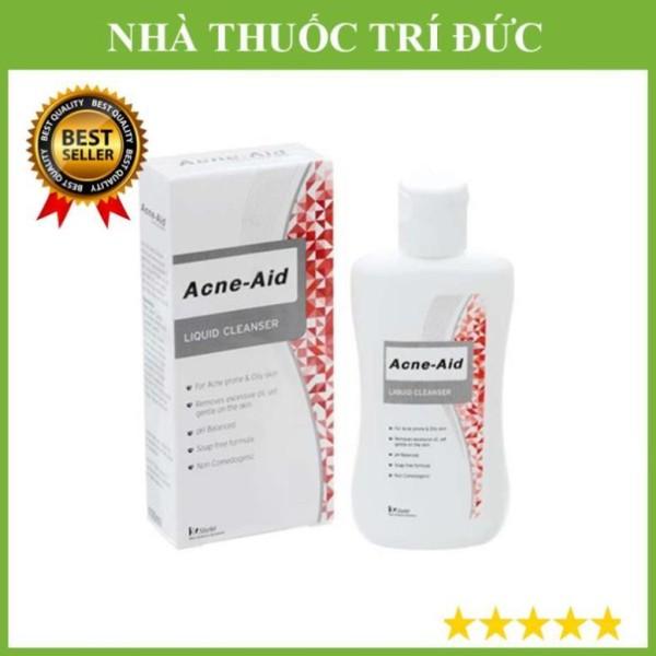 SỮA RỬA MẶT ACNE- AID LIQUID CLEANSER 100ML - Sữa rửa mặt làm sạch mụn
