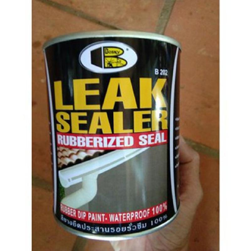 Sơn cao su chống thấm nước Leak Sealer Bosny
