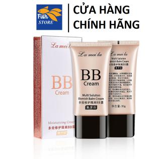 (Có Quà Tặng) Kem nền trang điểm BB Cream Moisturing Lameila Dạng Tuýp thumbnail