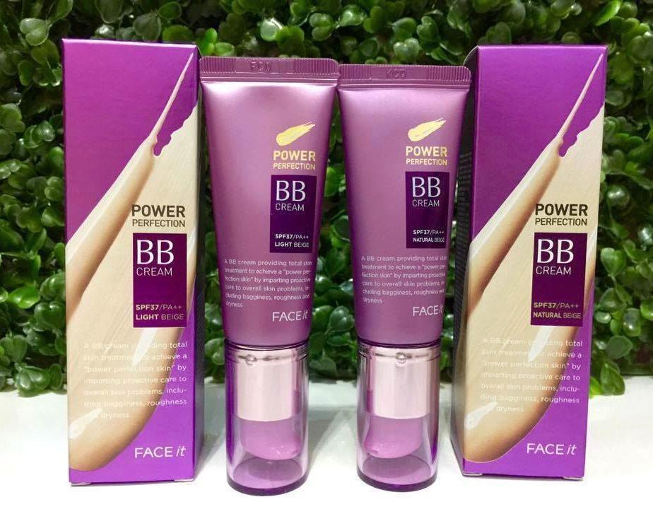 Kem trang điểm The Face Shop Power Perfection BB Cream Hàn Quôc 20ml tốt nhất