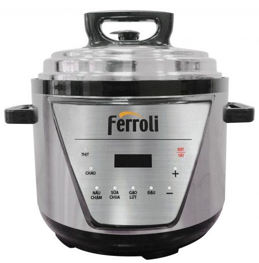 Bảng giá Nồi áp suất điện đa năng Ferroli FPC900-D 5.0L Điện máy Pico