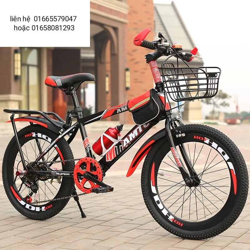 Mua xe đạp địa hình đủ size 20 22 24 cho bé từ 5 đến trên 18