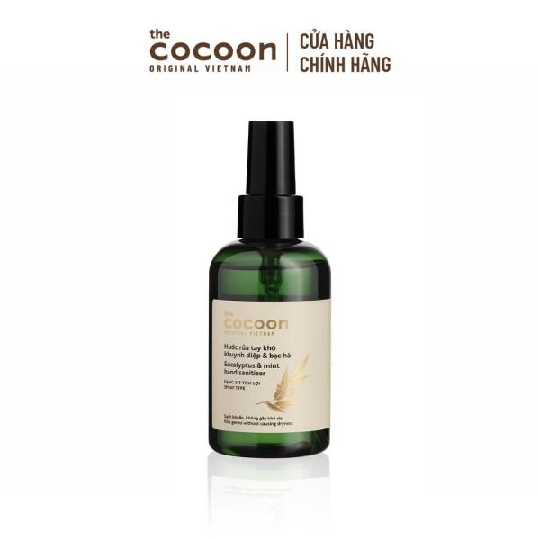 Nước rửa tay khô khuynh diệp và bạc hà Cocoon 140ml giá rẻ