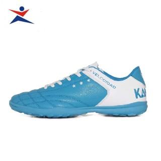 Giày sân cỏ nhân tạo Kamito Velocidad3 mẫu mới màu xanh dương dành cho nam đủ size thumbnail