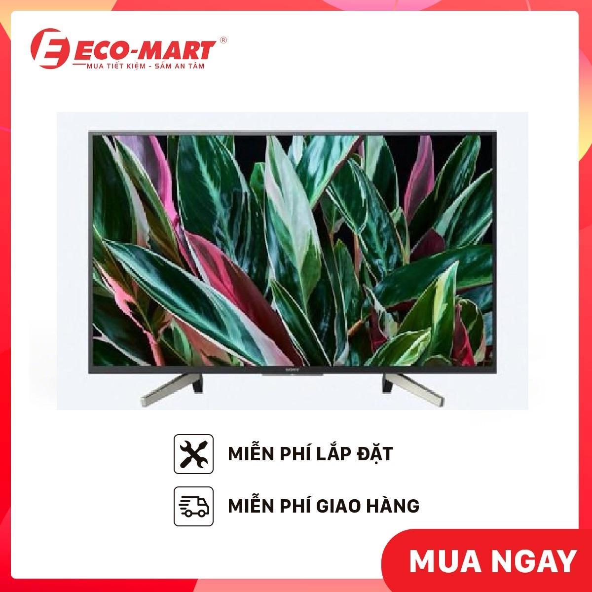 Bảng giá Smart Tivi Sony 43 inch KDL-43W800G   2019