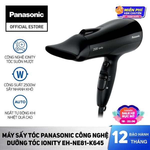 Máy Sấy Tóc Ionity Panasonic EH-NE81-K645 - Công Suất 2500W - Bảo Hành 12 Tháng - Hàng Chính Hãng cao cấp