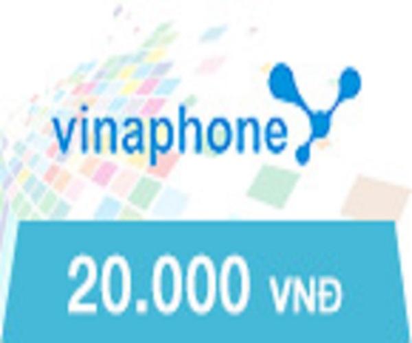 [HCM]Thẻ Vinaphone 20.000 VNĐ