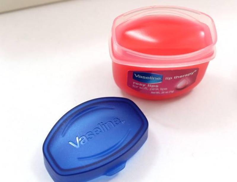 Son Dưỡng Môi Vaseline 7g Lip Therapy Rosy USA