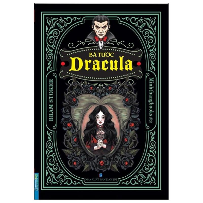 Fahasa - Bá Tước Dracula (Bìa Cứng)