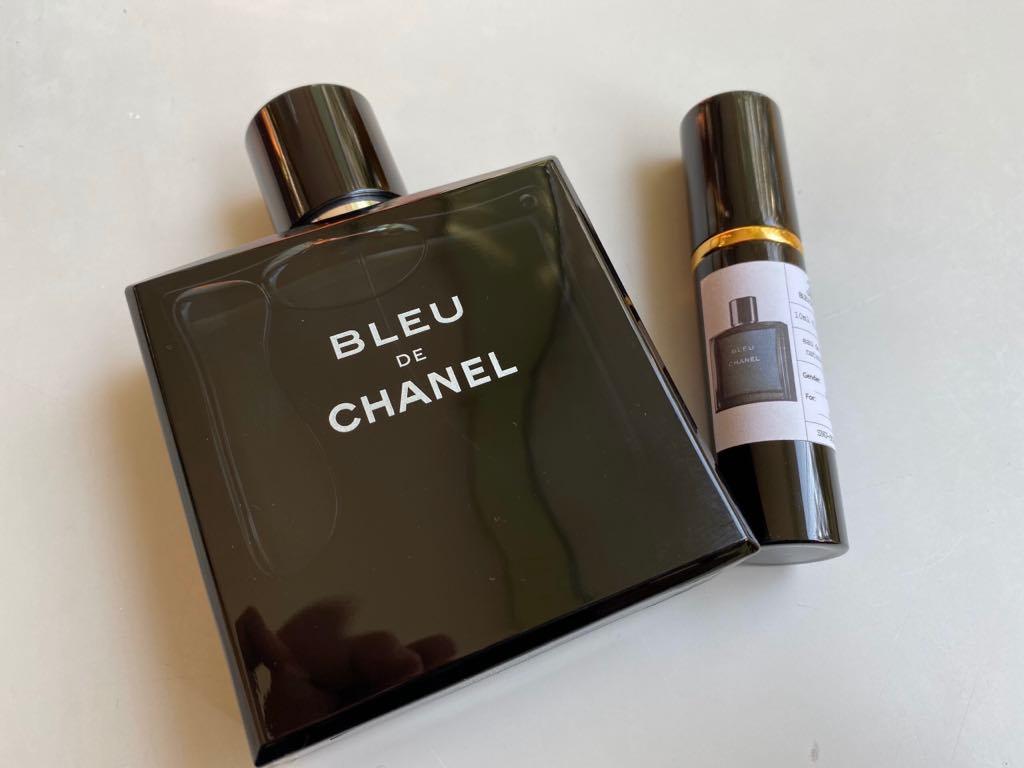 Mẫu thử - Nước hoa Chanel Bleu Edt [Mẫu thử 1Oml ]