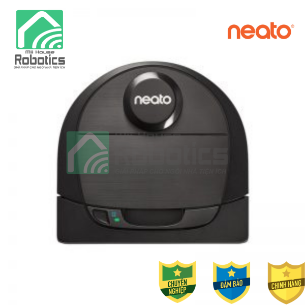 Robot hút bụi Naeto Botvac D6 Connected - Hàng chính hãng mới new 100%