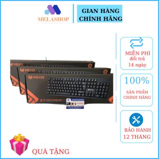 Bàn Phím máy tính cơ có dây MIXIE X200 - Chính Hãng - Bảo Hành 12 Tháng. thumbnail