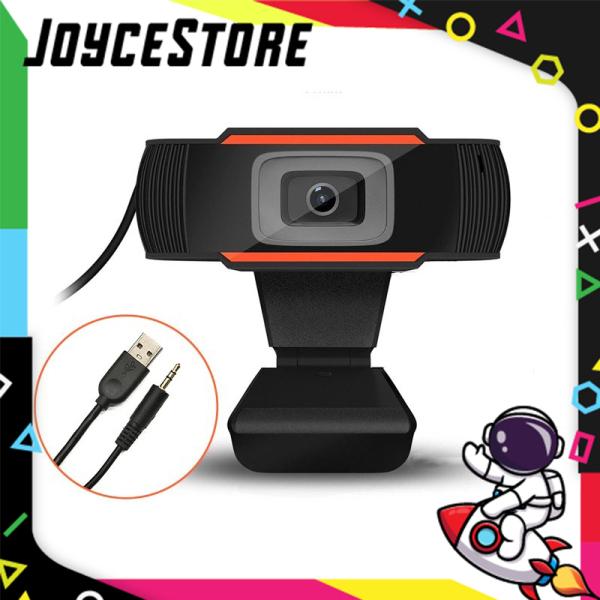 Webcam máy tính laptop livestream có Mic Full HD PC Gaming 720P/1080P