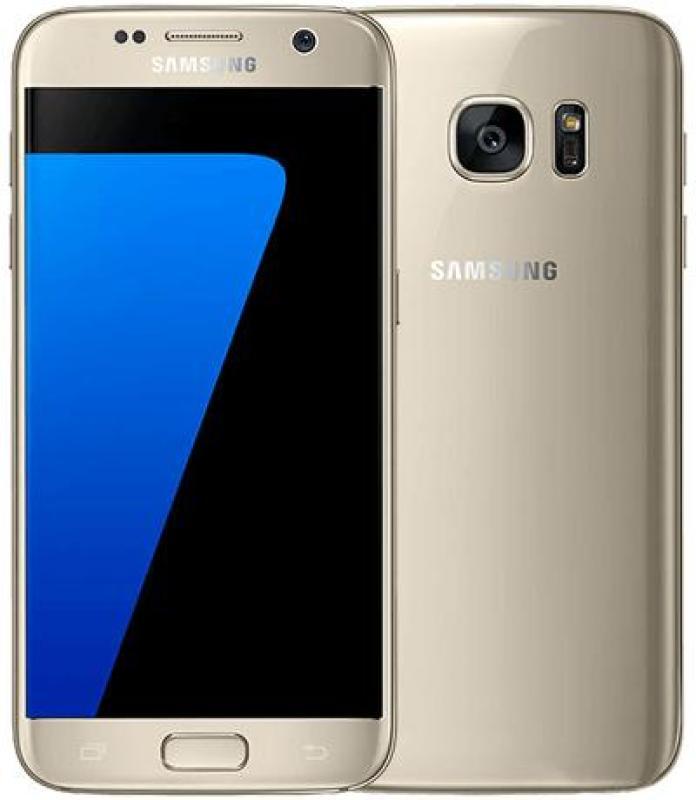 Samsung Galaxy s7 vàng /đen  ram4 32gb mới tinh