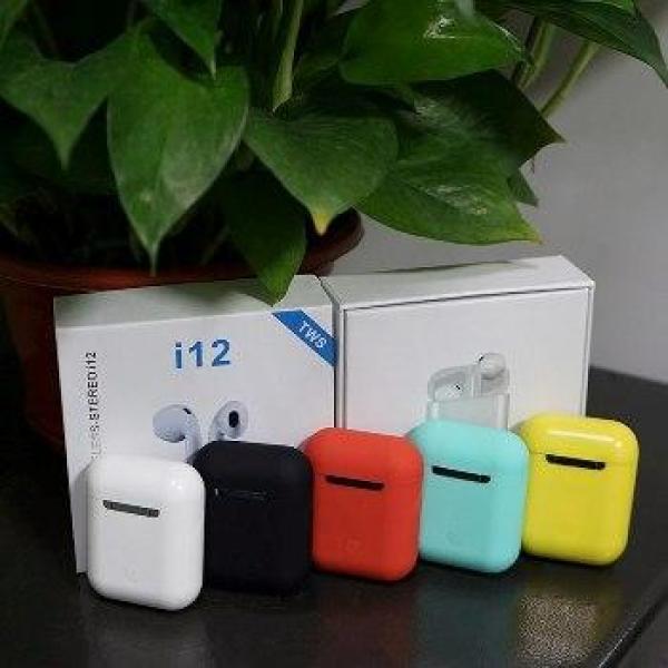 Bảng giá Tai Nghe Bluetooth I12 Tws, Tai Nghe Inpods 12, Bluetooth V5.0, Cảm Ứng Vân Tay, Tai Nghe Không Dây Phong Vũ