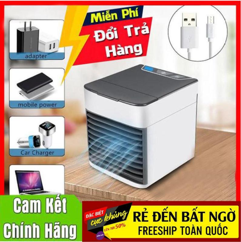 Quạt Điều Hòa Mini Ultra Air, Quạt Điều Hòa Ultra Air, Quạt Phun Sương Cao Cấp, Quạt Hơi Nước Điều Hòa Không Khí, Máy Điều Hòa, Quạt Hơi Nước