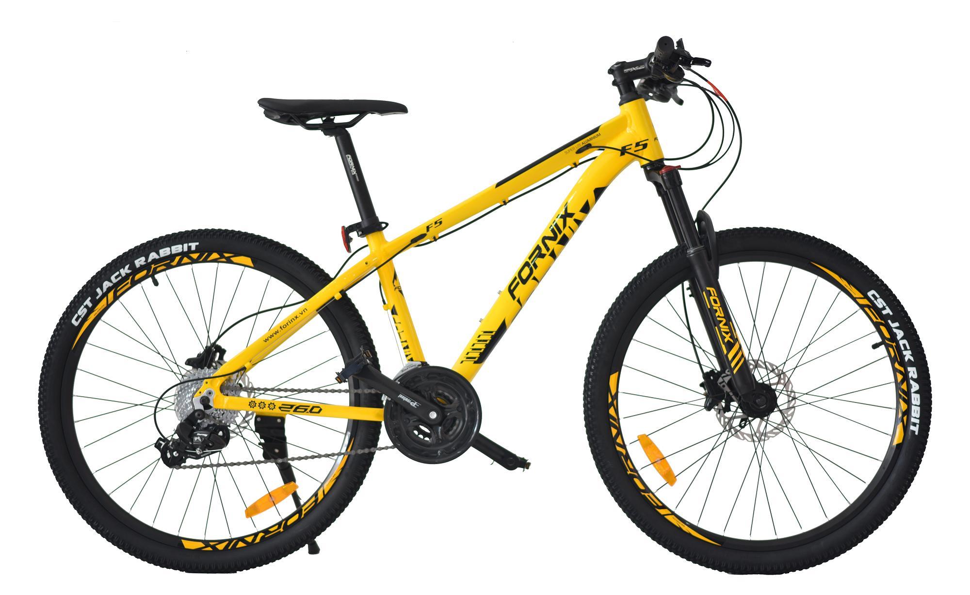 Mua Xe đạp địa hình thể thao BF5- Vòng bánh 26- Bảo hành 12 tháng