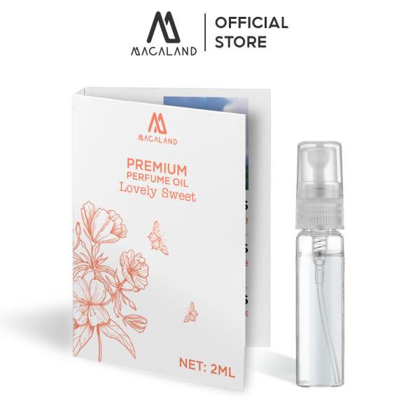 Nước hoa sample đậm đặc 2ml Advanced by JULYHOUSE (mùi tự chọn)