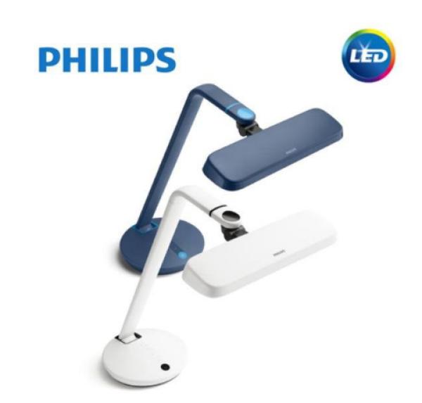 Đèn bàn LED bảo vệ mắt Philips EyeCare Strider 66111- Hàng nhập khẩu chính hãng