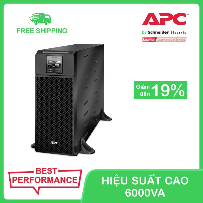 Bảng giá Bộ lưu điện thông minh APC Smart-UPS SRT 6000VA 230V Phong Vũ