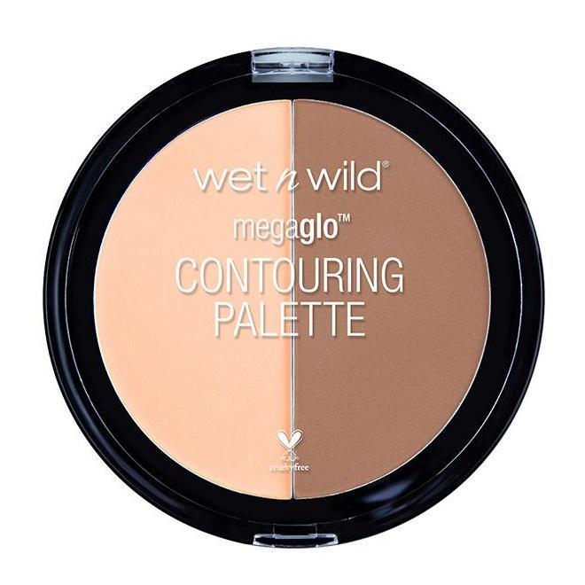 Phấn Tạo Khối Wet n Wild Color Icon Contouring Palette, 749A Dulce De Leche
