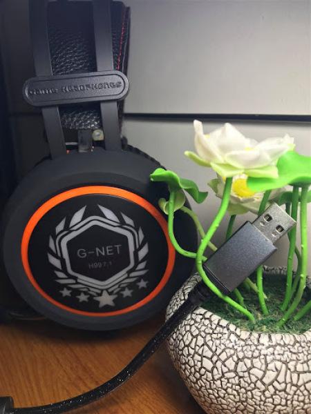 Bảng giá Tai nghe chuyên game Gnet H99 có mic không rung Phong Vũ