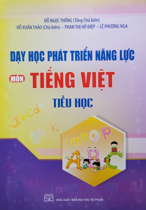 Mua Dạy Học Phát Triển Năng Lực Môn Tiếng Việt Tiểu Học