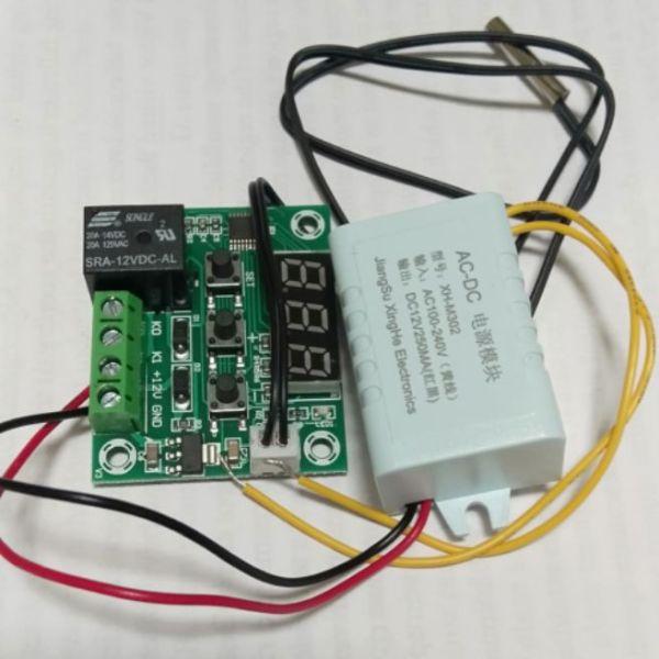 Bảng giá Mạch điều chỉnh nhiệt độ XH-1209W Chạy 220V