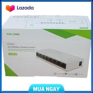 Switch pix-link lv-sw08 8-port cam kết sản phẩm đúng mô tả chất lượng đảm bảo an toàn đến sức khỏe người sử dụng thumbnail