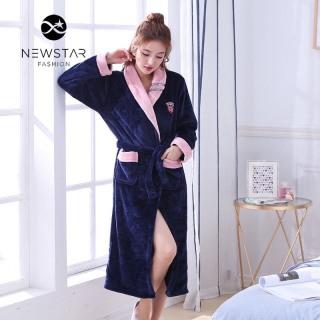 Áo Tắm Choàng, Áo Ngủ Lớn Dài, Dày Ấm Cho Mùa đông thumbnail