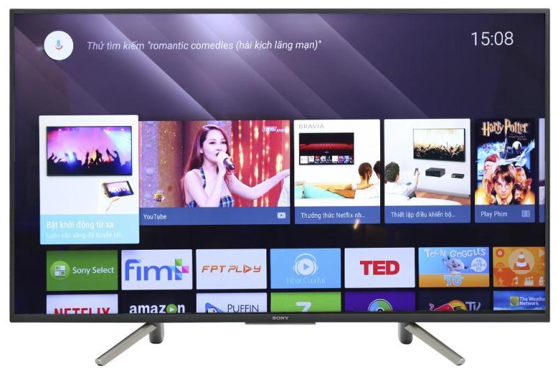 Bảng giá Tivi Sony KD-49X7000E