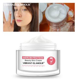 Kem dưỡng da protein VIBRANT GLAMOR giảm đỏ dị ứng , dưỡng ẩm sâu chống nhăn - INTL thumbnail