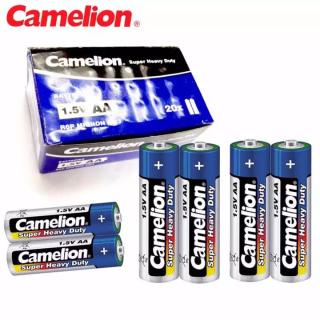 4 viên pin đại loại lớn AA 2A Camelion dùng cho máy đo huyết áp bắp tay hoặc remote tv thích hợp thumbnail