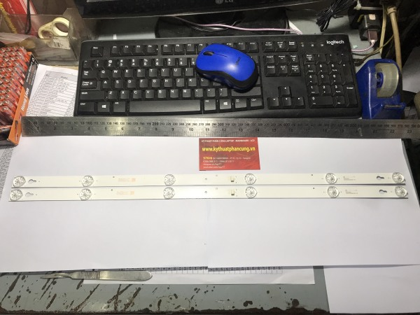 Bảng giá TCL 32S62 - Bộ 2 thanh 6 led 6v cho Tivi TCL 32 inch và các dòng tương tự Phong Vũ