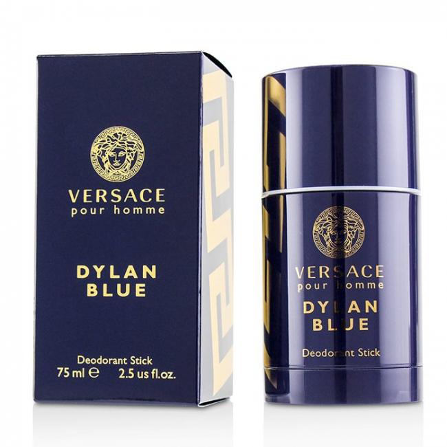 Lăn khử mùi nam Versace Dylan Blue Pour Homme 75g cao cấp