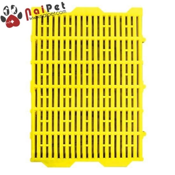Tấm Lót Sàn Nhựa Sàn Nan Lót Chuồng 3 Chốt TL005 - 40*55*3cm