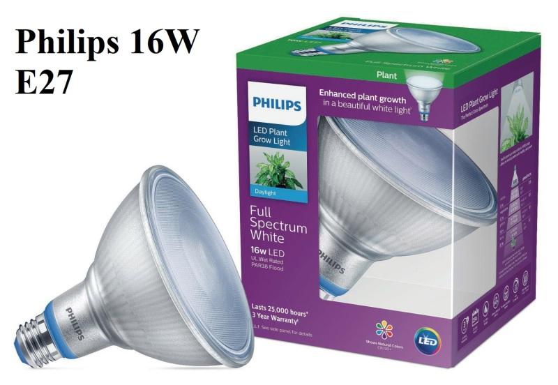 Đèn Led  Hỗ Trợ Quang Hợp Cho Cây Trồng - Philips Led 16W E27