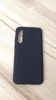 [HCM]Ốp lưng Vsmart Live nhựa dẻo silicon đenchống sốcchống trầyxcase thumbnail