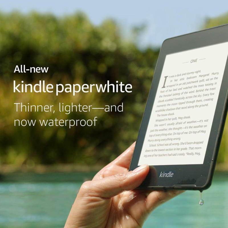New Kindle Paperwhite 8 GB