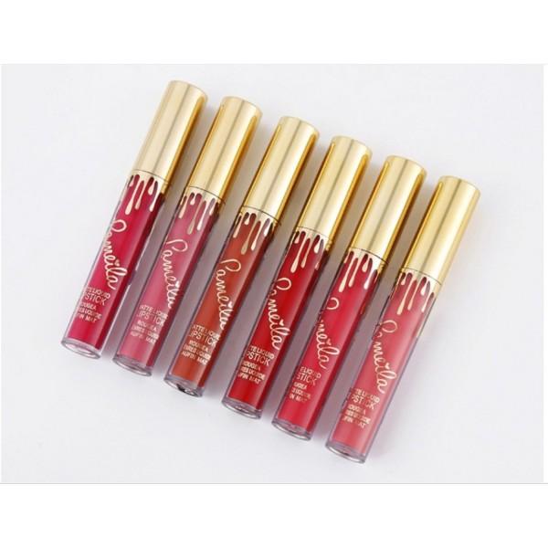 Son Kem Lì LAMEILA 763 lipstick lâu trôi mềm mịn căng bóng dưỡng môi son môi nội địa chính hãng sỉ rẻ giá rẻ