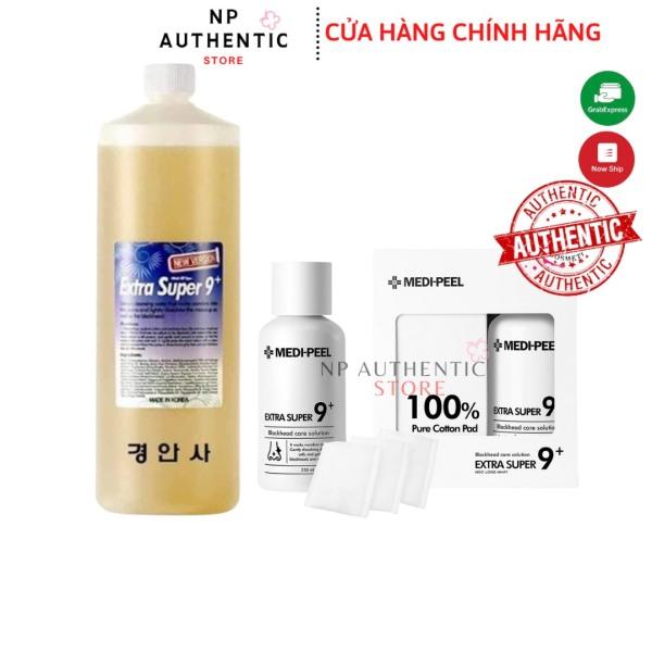 [Chính hãng ]Dung Dịch Ủ Mụn Đầu Đen Medi-peel Extra Super 9+ Hàn Quốc giá rẻ