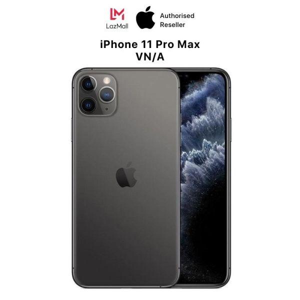 iPhone 11 Pro Max - Chính Hãng VN/A - Mới 100% (Chưa Kích Hoạt, Chưa qua sử dụng) - Bảo Hành 12 Tháng Tại TTBH Apple - Trả Góp lãi suất 0% qua thẻ tín dụng - Màn Hình Super Retina XDR 6.5inch