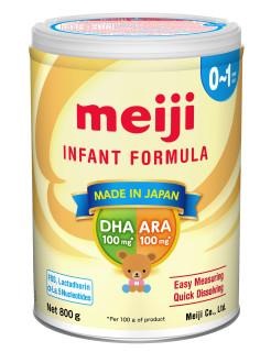 Sữa Meiji Số 0 3 Nhập Khẩu 800g (Mẫu Mới, Date 2023) thumbnail