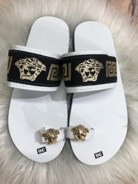 Sandal đồng nai  dép sỏ ngón nam nữ ( đế trắng ) size từ 34 nữ đến 42 nam giá rẻ
