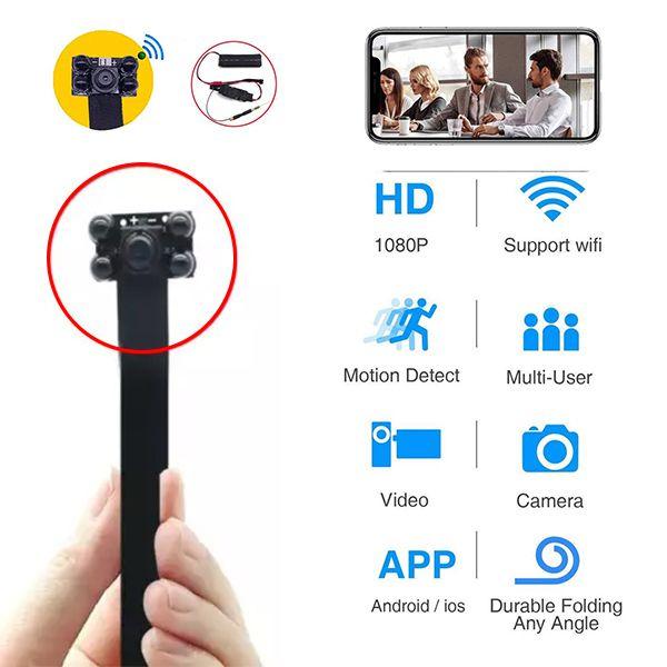 SALE -[CAMERA THEO RÕI ] HD 1080P Camera Giấu Kin Không Dây Ẩn Có WIFI Phát Trực Tiếp Nâng Cấp Tầm Nhìn Ban Đêm, Chuyển Động Hoạt Tính.Thiết KẾ Nhỏ Gọn,Ghi Lại Hình Ảnh Sắc Nét, Bảo Mật Cao, Camera  Bảo Hành Toàn Quốc Lỗi
