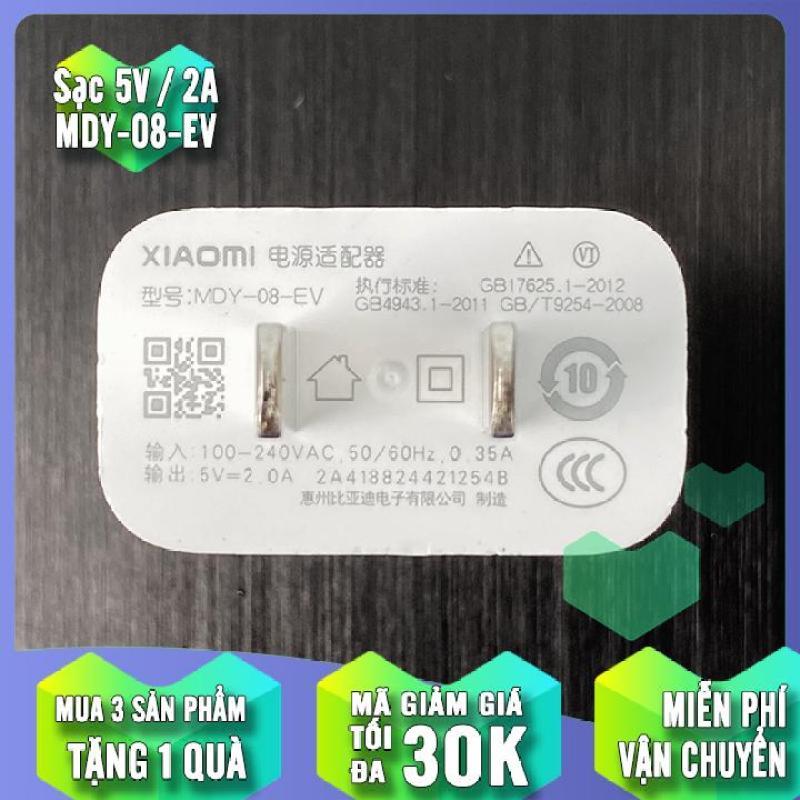 Củ Sạc Xiaomi Redmi 7 / 7A MDY-08-EV 5V/2A - Hàng Nhập Khẩu