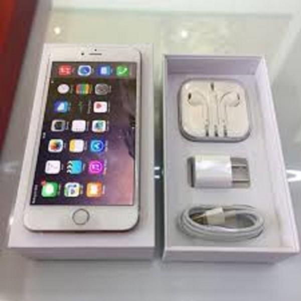 Điện thoại IPHONE6 PLUS 64G mới zin QUỐC TẾ - CHÍNH HÃNG, màn hình 5.5inch, Vân tay siêu mượt