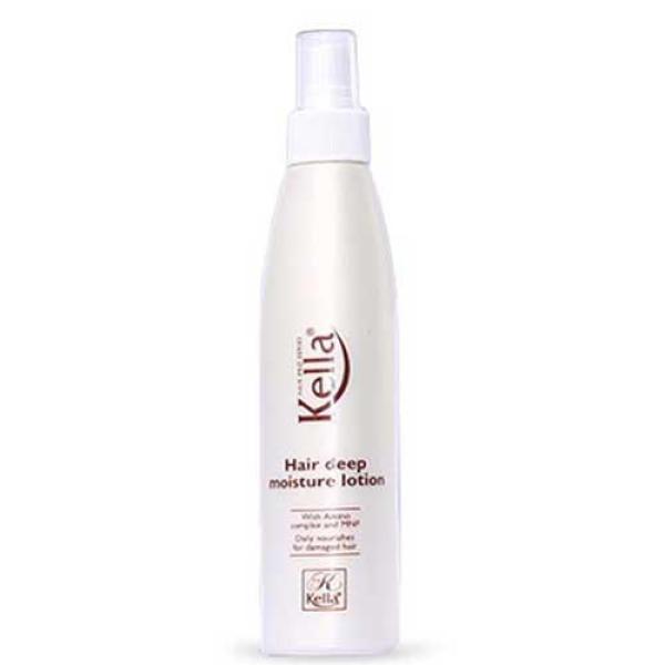 Sữa xịt dưỡng tóc Kella Hair Deep Moisture Lotion 250ml