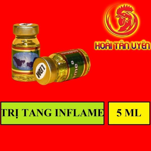 Trị Tang cho gà đá INFLAME chai 5 ml